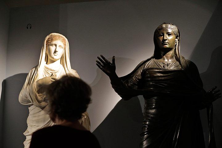 Eumachia and Livia