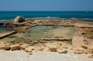 Caesarea_Concrete_Bath