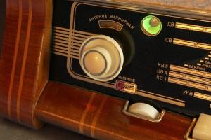 radio vintage 1