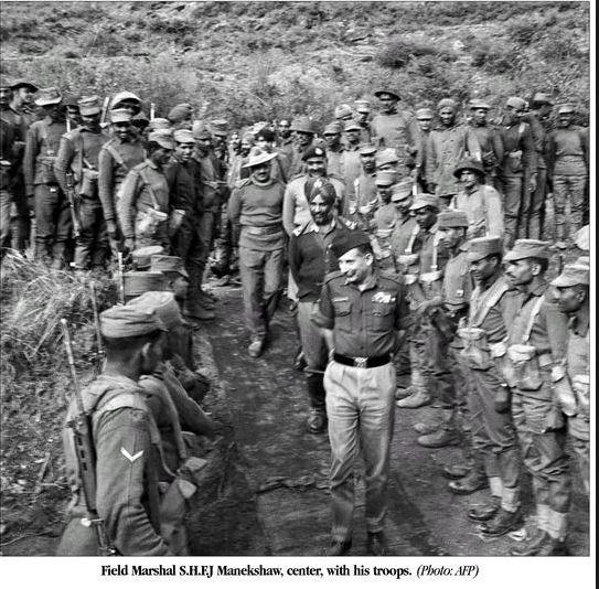 india general 1971