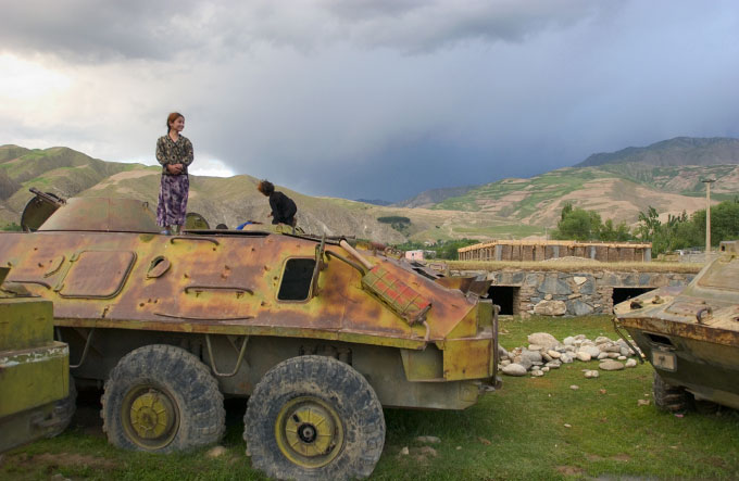 faizabad-2 tanks