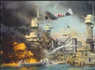 pearl harbor japanese attack 1 colors
