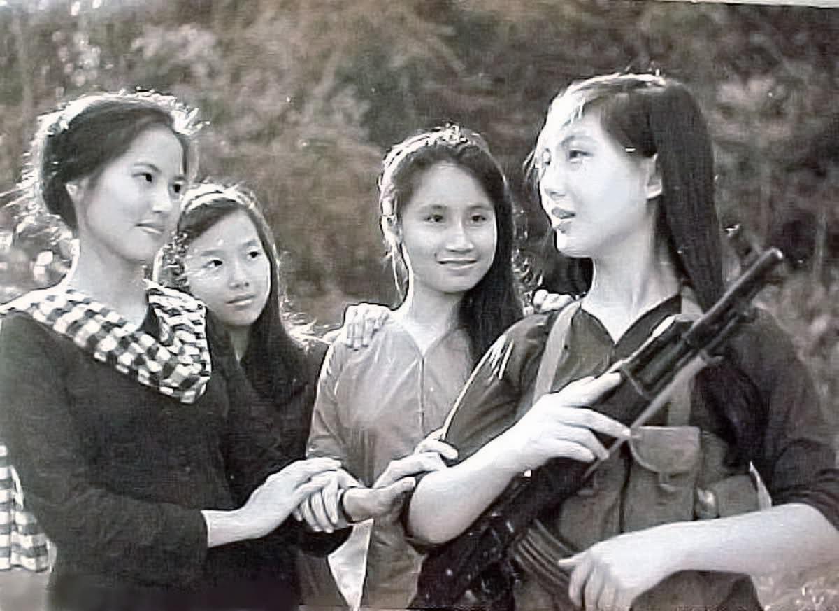 vietnan women 4