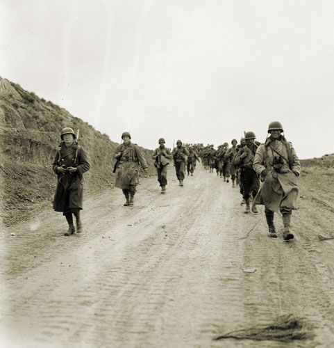 Battle of the Kasserine Pass 1