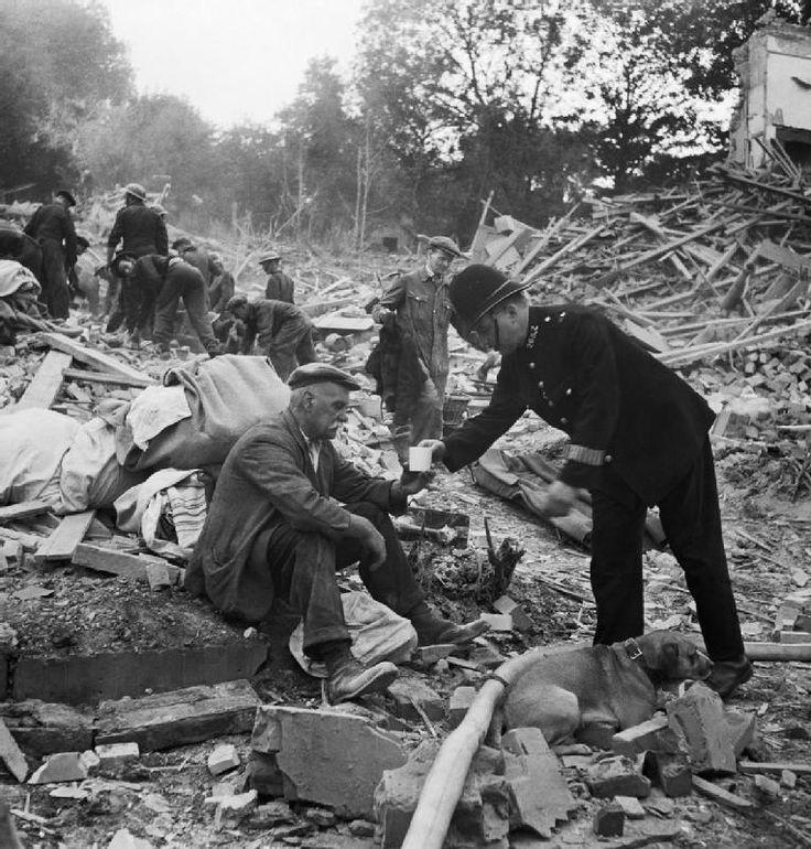 v1 after london 1944