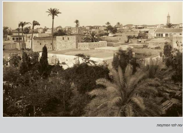 gaza before the attacks