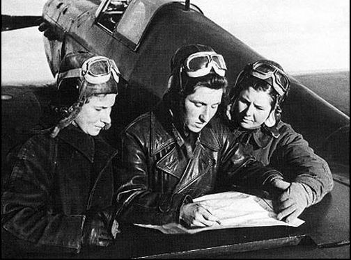 night witches start