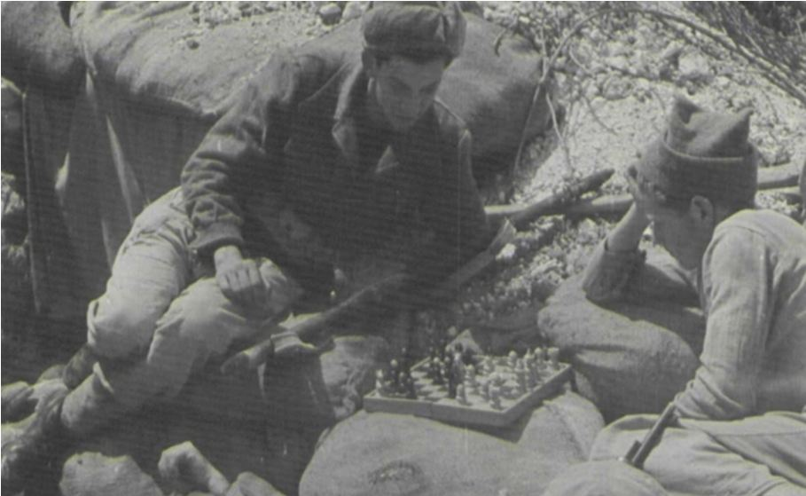 defenders in the kibbuz 1948