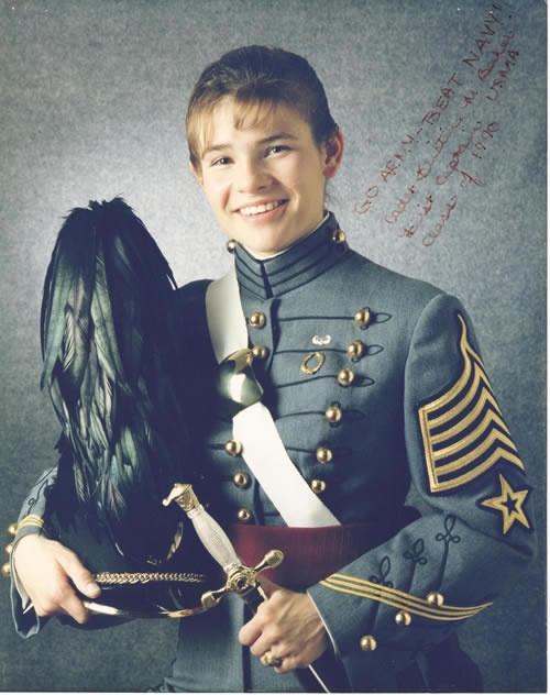 Cadet Kristin Baker