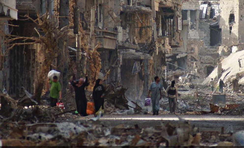 add syria revolt