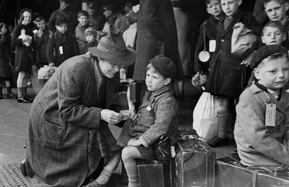 bert london 1941