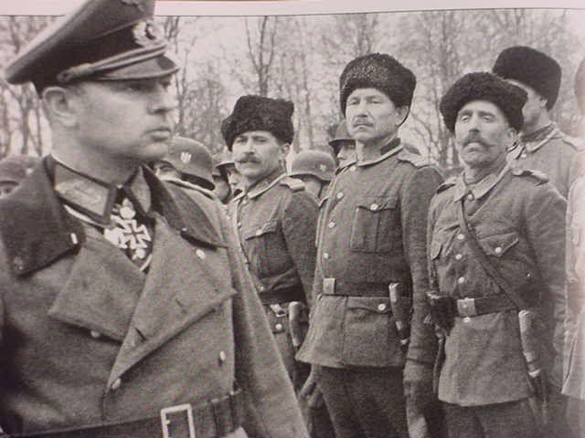 Generalleutnant Helmuth von Pannwitz