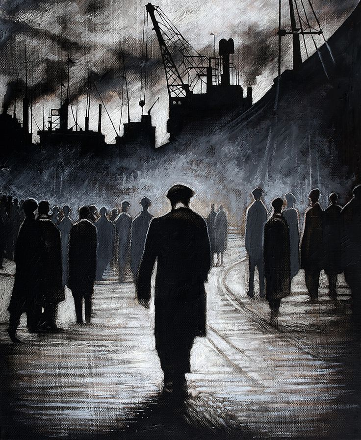 The Forgotten Workers, Ryan Mutter  art