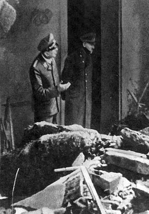 berlin last photo of hitler