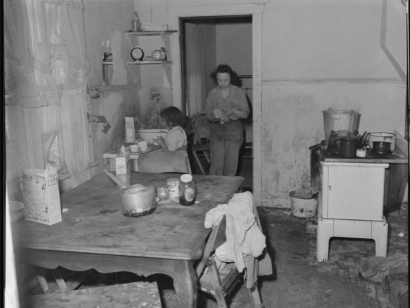 kitchen 1937 us