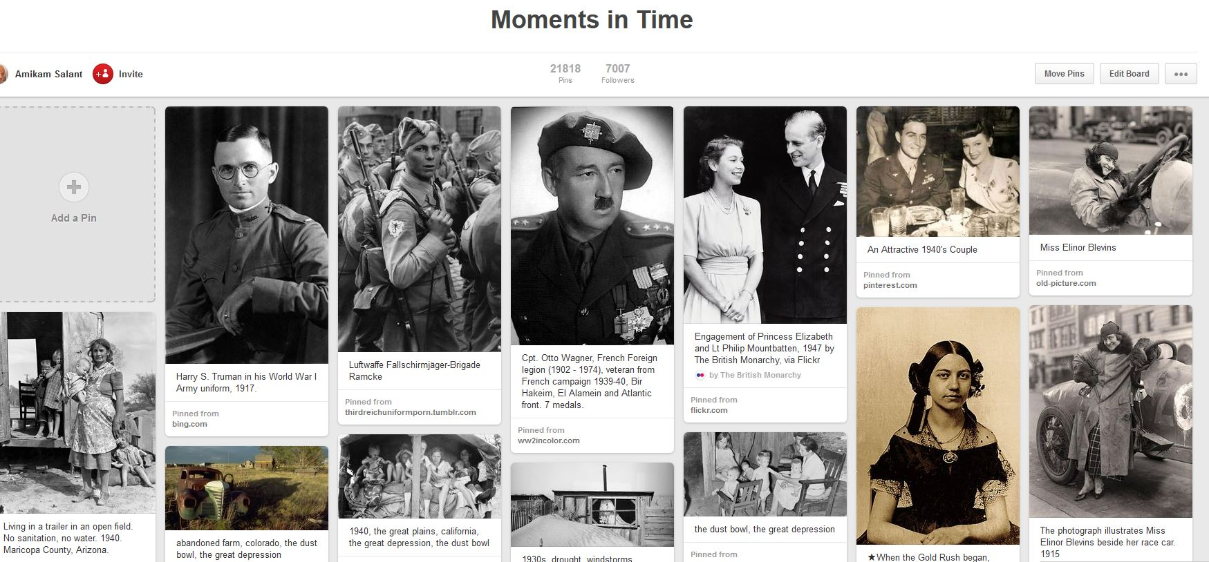 moments in time 7