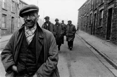 welsh coal miners