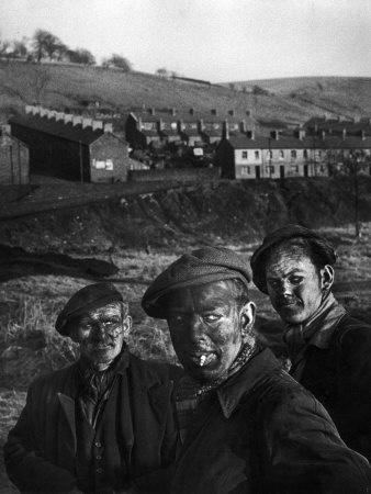 welsh miners start 2