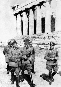 April 27, 1941 The German army enters the Greek capital