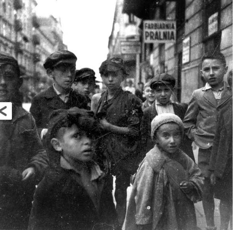 geto warssa chulderen september 1941