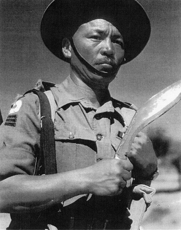 Gurkha ww2