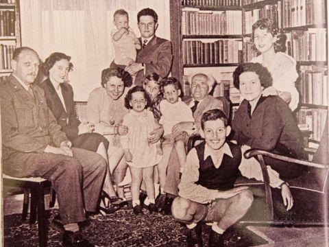 ben gurion family