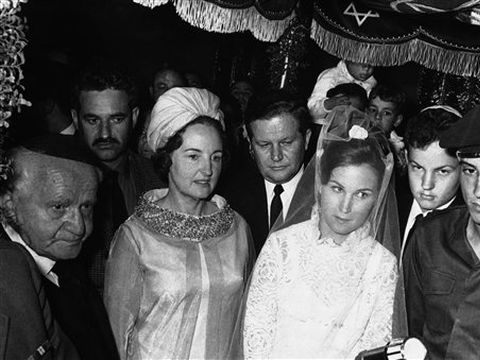 ben gurion wedding