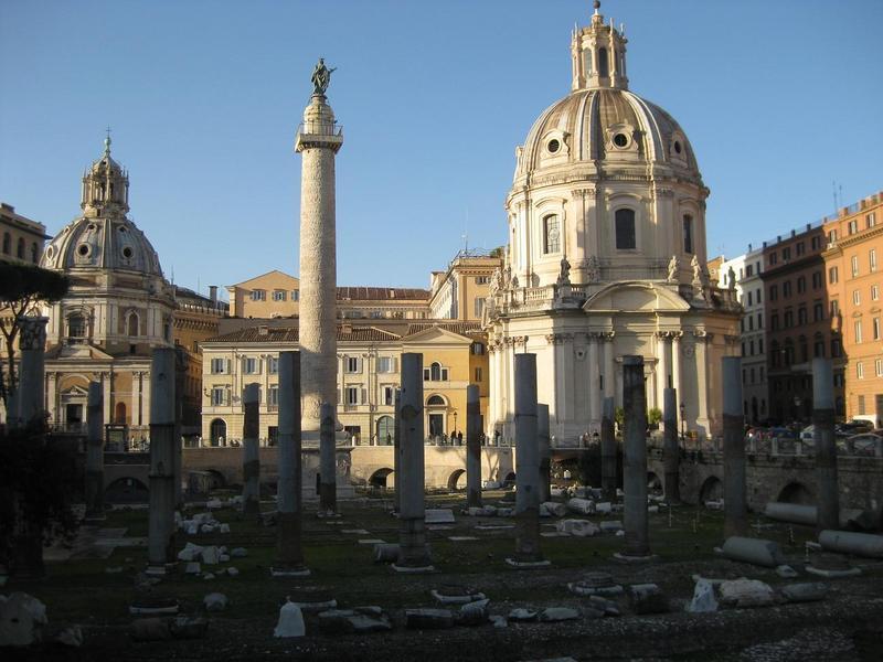 coulum in rome