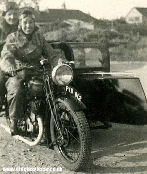 sidecar 1947