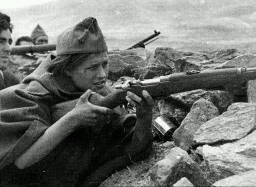 spanish civil war 10