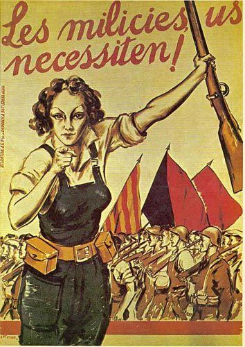 spanish war poster 1