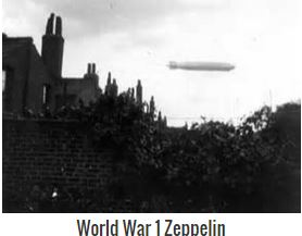 zapplin ww1