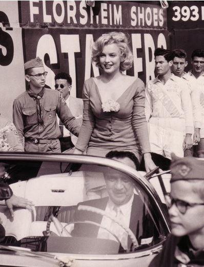 marlyn leading car 1957