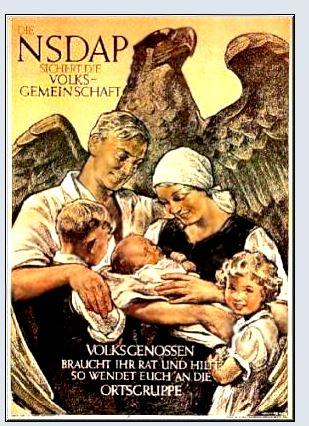 nazi women propaganda