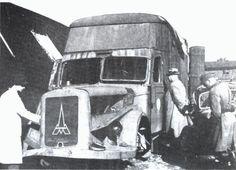 rauf gas chamber truck