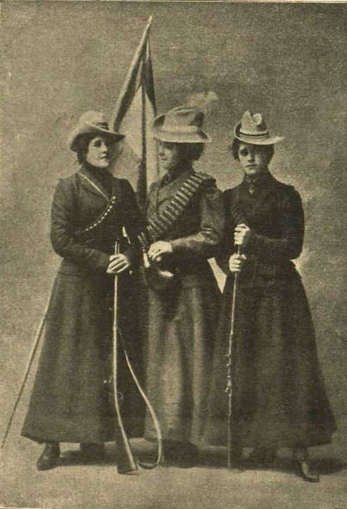 A Boer Girl's Memories of the Boer War and concentration camps