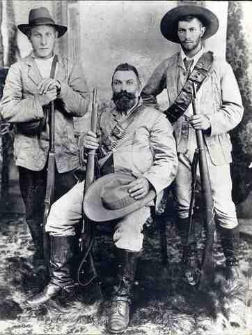 A Boer commando unit 1