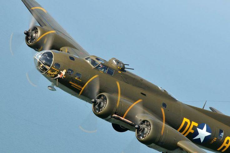 Boeing B-17.