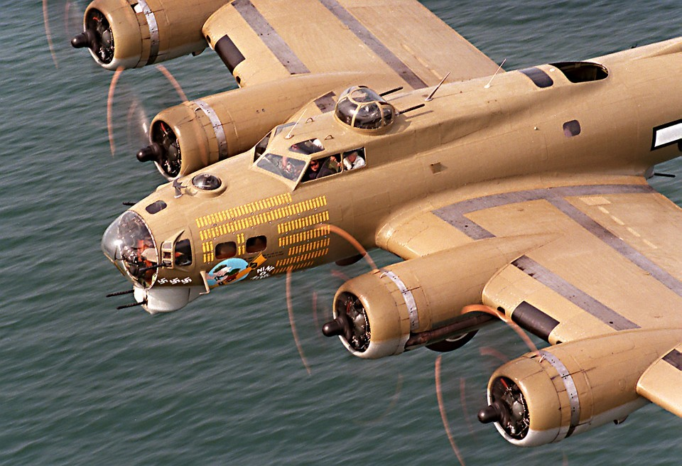 Boeing B-17G Flying Fortress