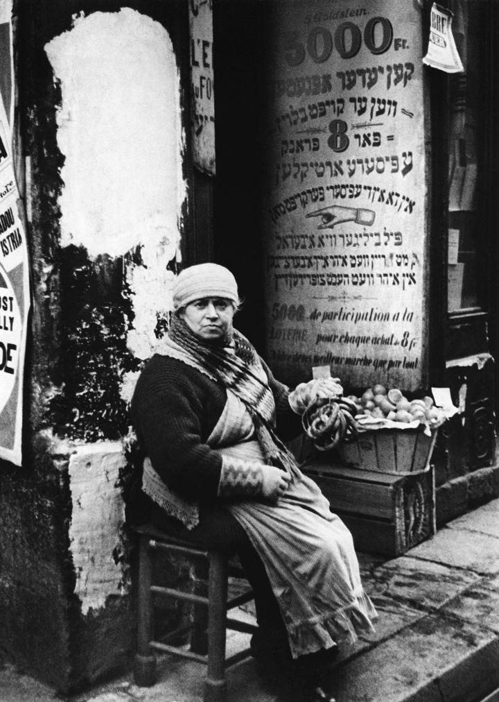 Jewish Quarter by Fred Stein Archive