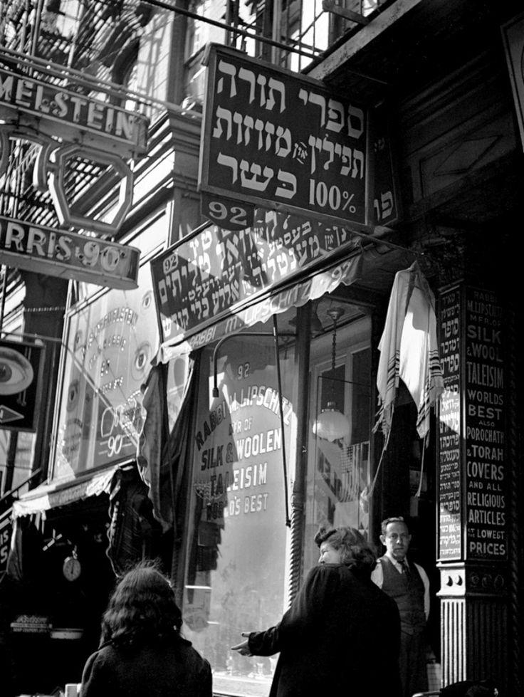 Shopkeeper, 1946