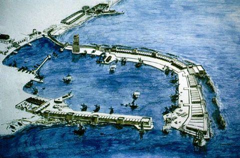 ceasiria port