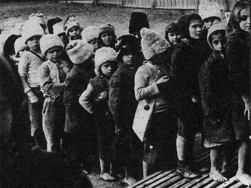 greek children