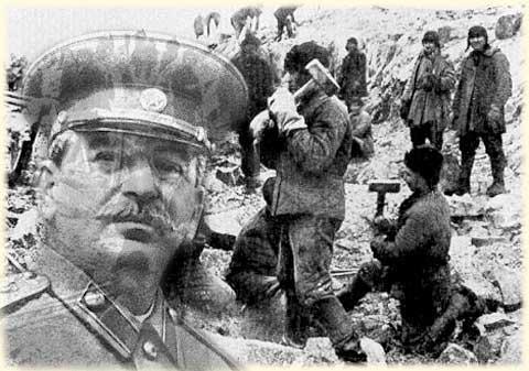 Gulag-Stalin