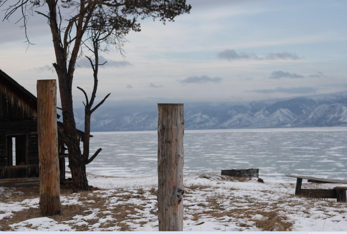 old gulag beikal lake