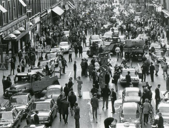 sweden first day 1961
