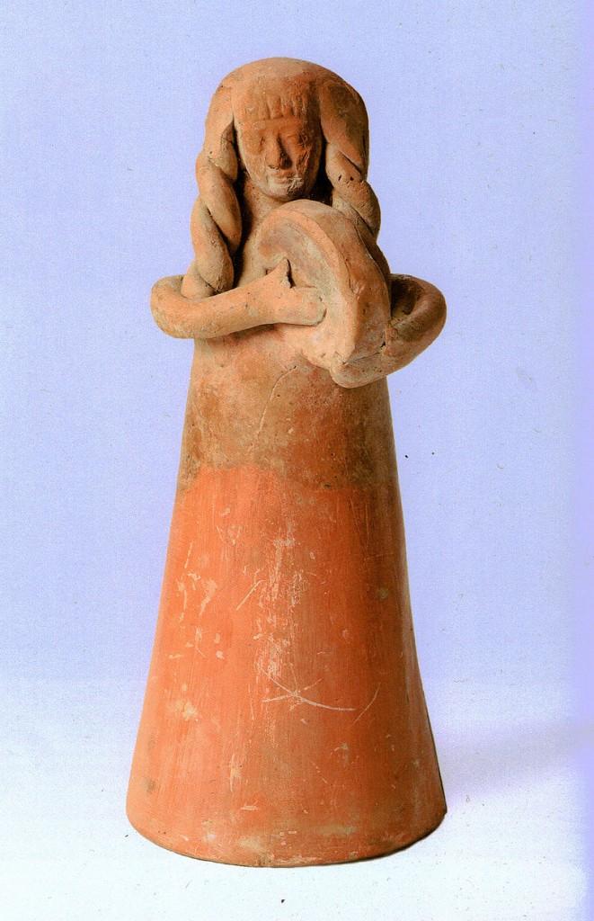 Israeli_National_Maritime_Museum-_Fgurine_Iron_Age_IIb shikmona