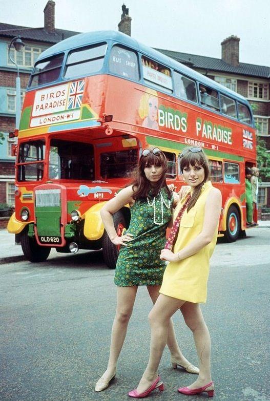 Fashion. London 1967