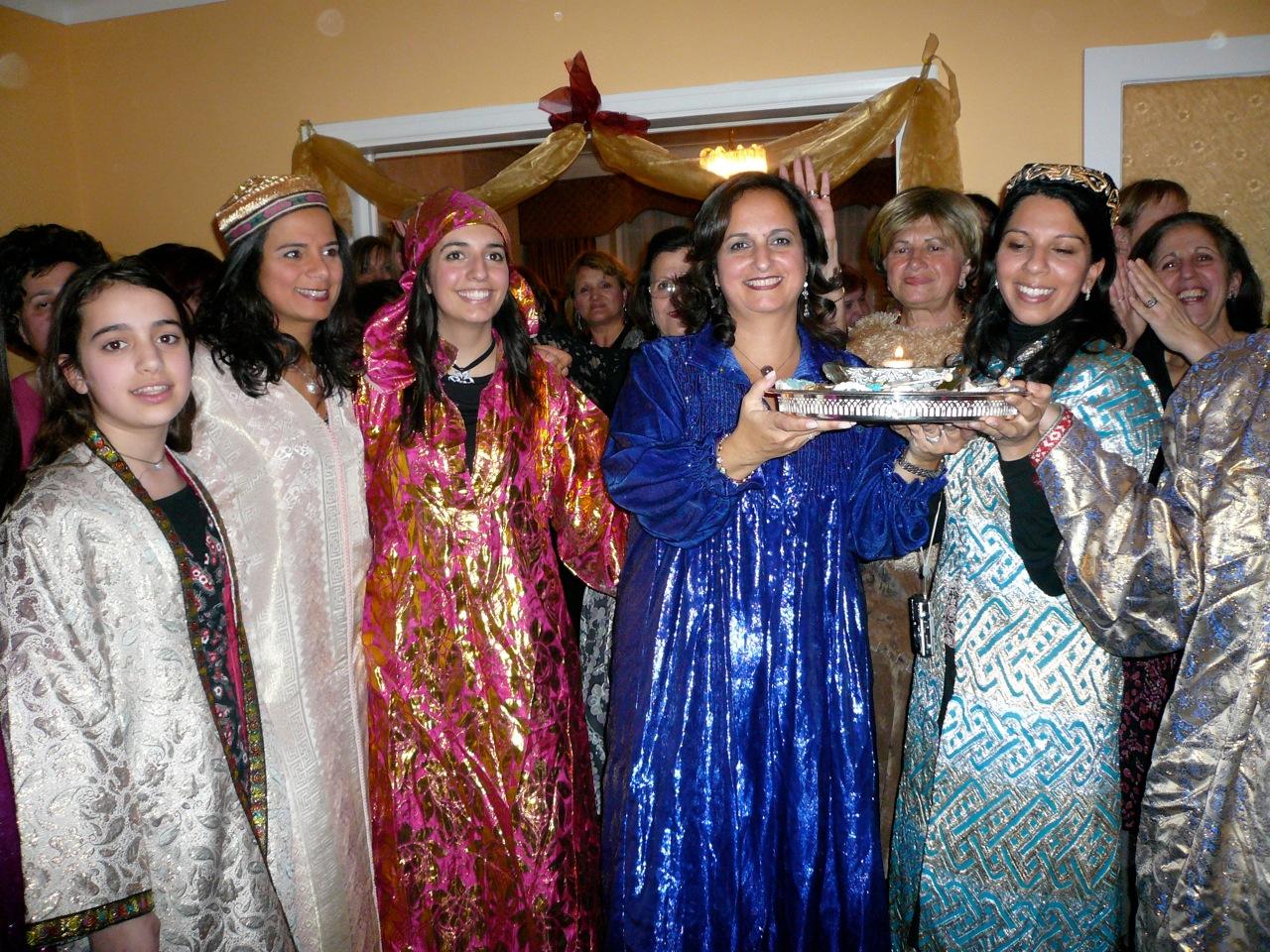 Shira's Henna Evening 079