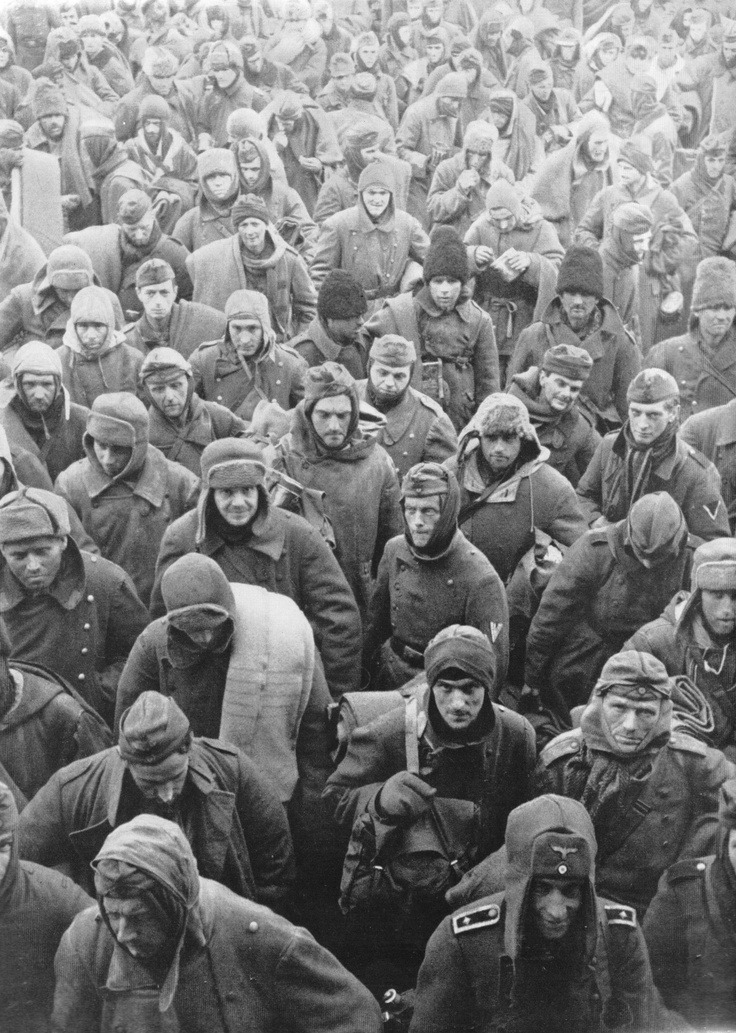 Stalingrad, January 1943 German, Romanian and Italian soldiers are brothers in captivity as they begin the treck to Soviet POW camps, mostly in Siberia.